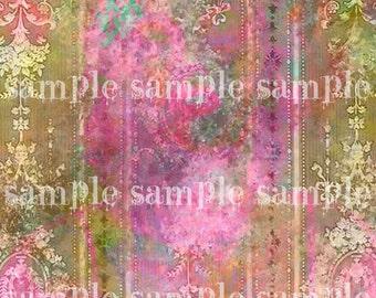 no23 INSTANT digital paper download  - Paper Art Journaling - Mixed media Art - Scrapbook Paper - Background