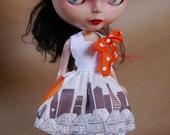 Tiny City: San Francisco Dress for Blythe