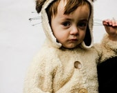 reserved for Softboned Where the Wild Things Are Inspired gift!  Max Bunting Winter Coat baby toddlers  photo sessions and birthday parties