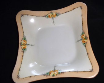 Antique Hutschenrether Seib Porcelain Bowl