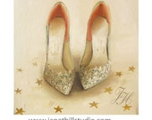Still Life- Starlight- Art print