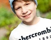 9 Sizes Light Blue Hat Baby Hat Baby Boy Hat Toddler Hat Toddler Boy Hat Mens Hat Crochet Winter Hat Cotton Hat Fall Boys Cap Boys Beanie