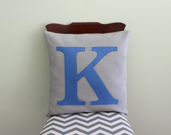 Alphabet Pillow - Case + Insert