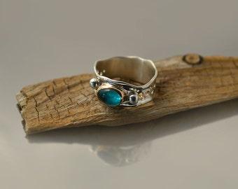 Sterling silver ring .925