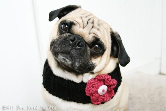 Flower Child Neck Warmer for Dogs