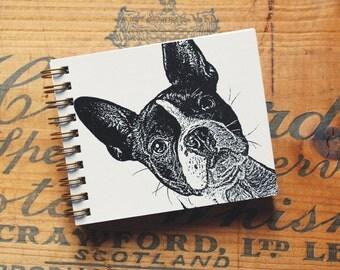 Mini Journal - Boston Terrier