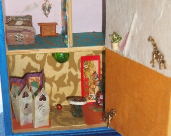 Miniature Doll House for Miniature Doll Houses