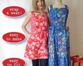 Anya Apron Dress Pattern