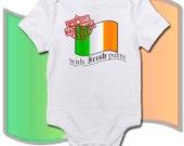 Irish themed bodysuit or tee