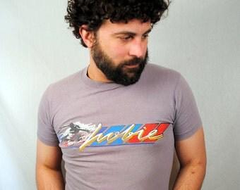 Vintage 1980s Hobie Surfer Tee Shirt