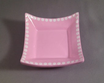 Catchall Dish - Light Pink
