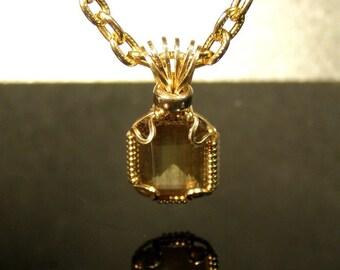 3054 Rare Andalusite Pendant