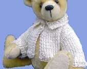 Abigail complete sewing kit for a miniature bear and cardigan