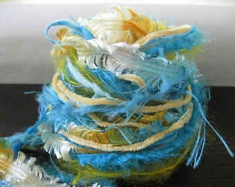 Tweety Art Fiber Bundle Card
