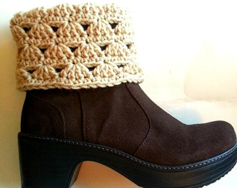 Boot Toppers Pattern Crochet Free Crochet Patterns