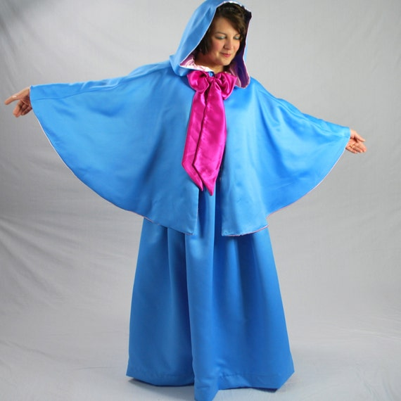 how to make fairy godmother in shrek costume