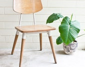 Vintage Mid Century Modern Industrial Hill Rom Chair