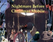 Nightmare Before Christmas Baby Infant  Mobile