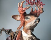 Anthro Art Doll Rainer Buck Poet