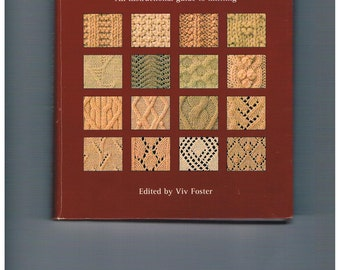 Knitting HandBook - An Instructional Guide to Knitting