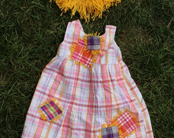 Scarecrow Gal size 2T