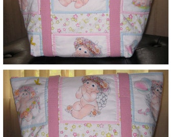 Cherubic Angel Baby Diaper Bag/Everyday Purse