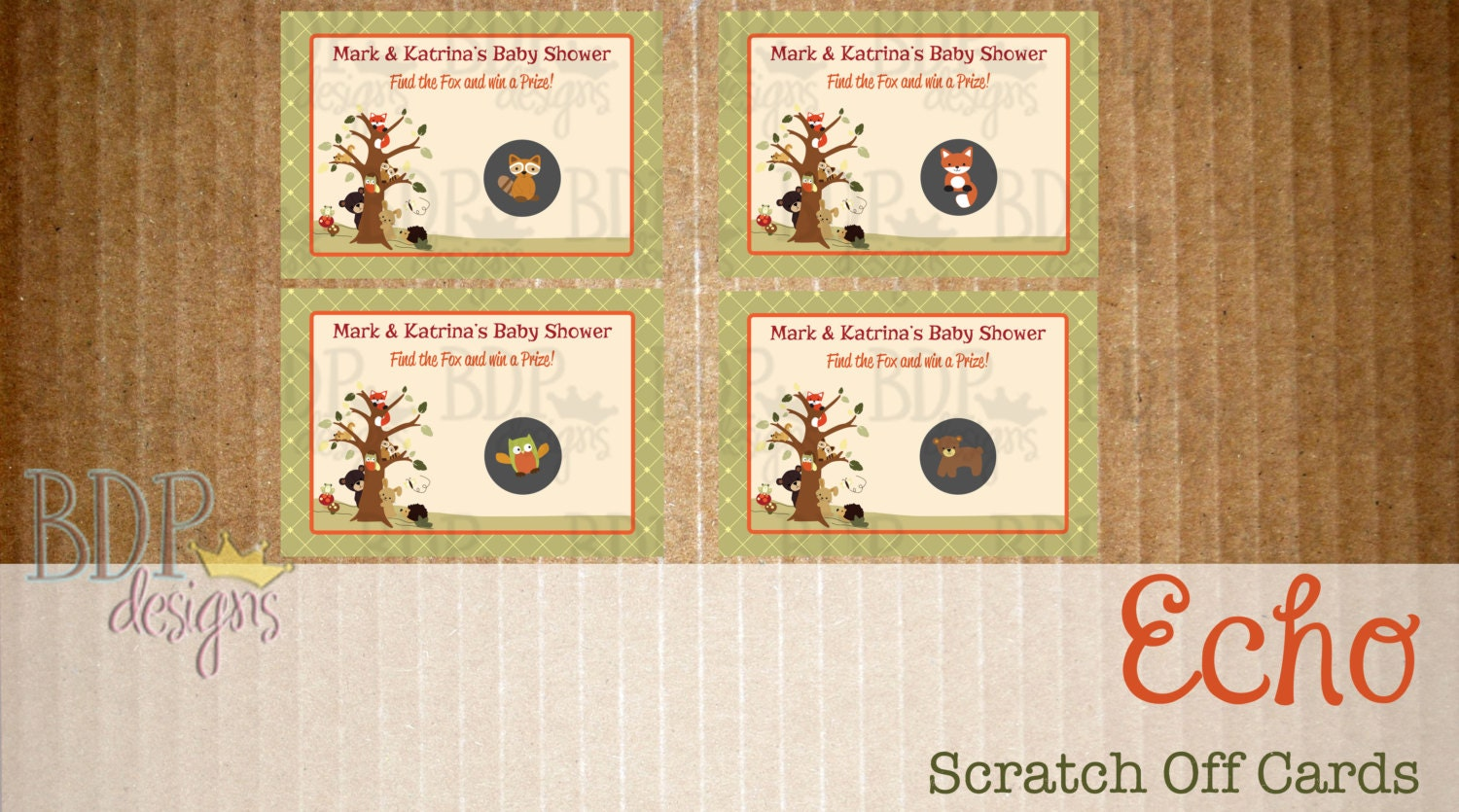 Lambs and ivy echo bedding - Echo Scratch Off Cards 3 5 X 5