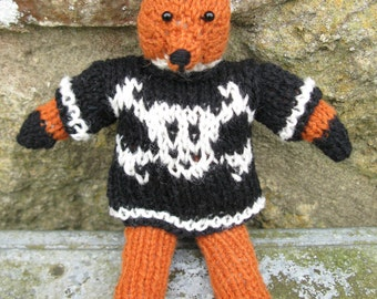 Knit Your Own Fox kit
