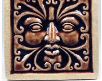 Greenman Wind Tile