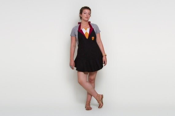 Gryffindor - Harry Potter - Women's Hostess Apron