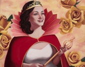 Rose Queen - Fine Art Print