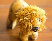 On Kenyan Safari - Lion - Purchase Benefits Adoption
