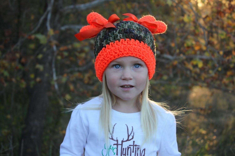 Crochet camo deer hat pattern baby deer hat pattern baby zoom bankloansurffo Images