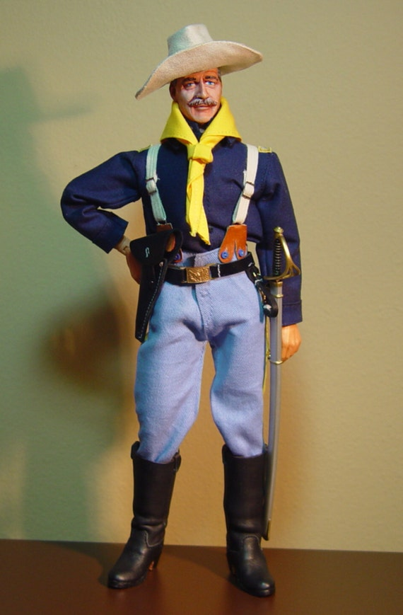 Custom Cowboy John Wayne Cavalry by Old Days of Yore (Made to Order)