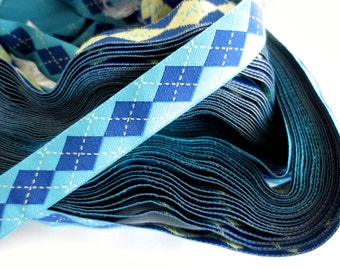 CLEARANCE - 2 Yards (1.83 Metres) - Ribbon / Tape / Trim  - 17mm Wide