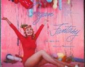 1950s Organ Fantasy Record Album - Cheesecake Supreme!