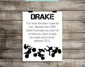 """Jeremiah 29:11 """"For I know the plans I have for you..."""" Motocross - Printable Home Decor Artwork - High resolution JPG - Piy"""