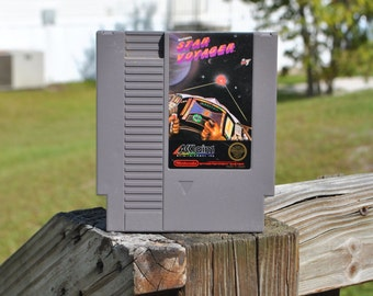 Vintage Star Voyager Original Nintendo Game (NES) 8 bit