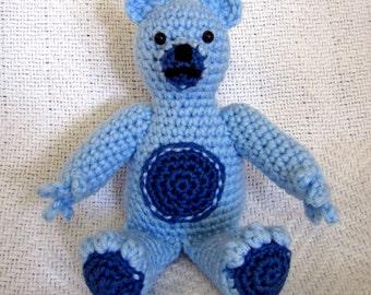 Little Amigurumi Teddy Bear