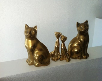 Popular items for cat knick knack on etsy Home decor knick knacks