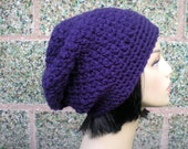 PATTERN:  Dancing Nancy Hat, easy crochet,  slouchy banded beanie, adult, teen,chunky textured slouch, InStAnT DoWnLoAd, Permission to Sell