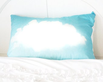cloud pillowcover / sky pillowcase