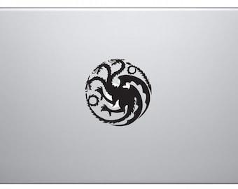 House Targaryen Laptop Decal