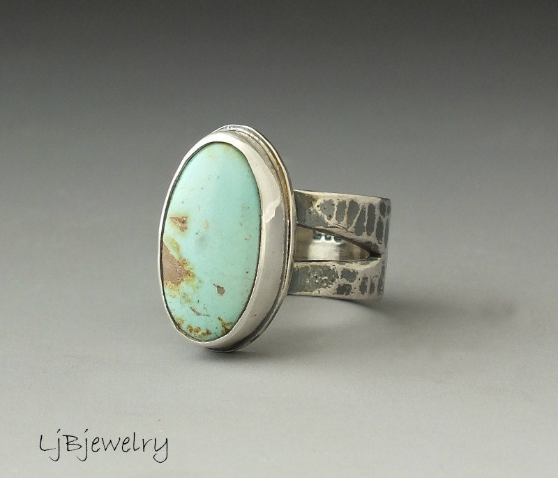 turquoise ring turquoise jewelry silver ring sterling