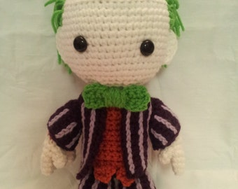 The Joker - Arkham City / Asylum - MADE TO ORDER