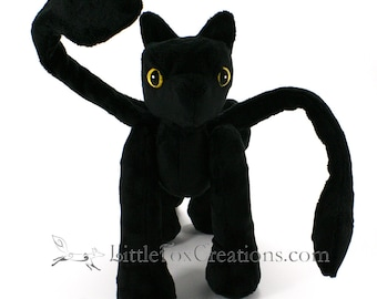 Plush Monster - Displacer Beast