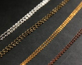 Replacement Chain. (Select a Length) Silver Plated Chain. Gold Plated Chain. Bronze Chain. Copper Chain. Silver Chain. Gold Chain.