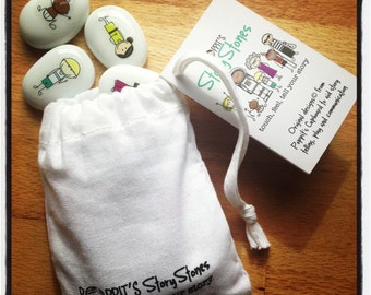Story Stone Kit: Helping Hands