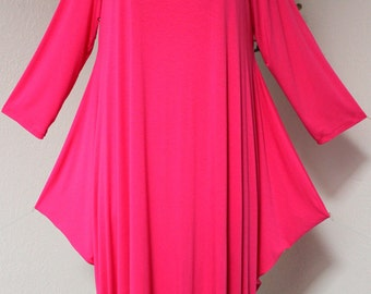 Plus Size Dress,New Designer Lagenlook Plus Size Dress. L/XL/1XL AND 2XL/3XL
