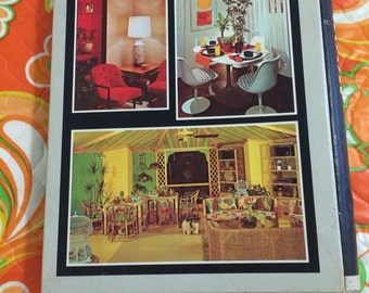 Better Homes and Gardens Decorating Book 1978 Third Edition